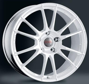 Диски OZ Racing ULTRALEGGERA White