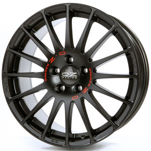 Диски OZ Racing SUPERTURISMO GT Black