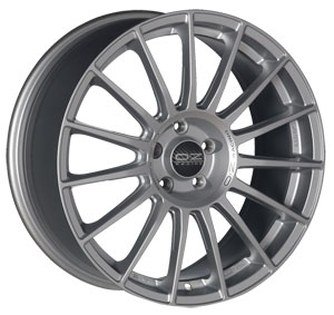 Диски OZ Racing SUPERTURISMO LM Silver