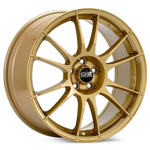 Диски OZ Racing ULTRALEGGERA Gold