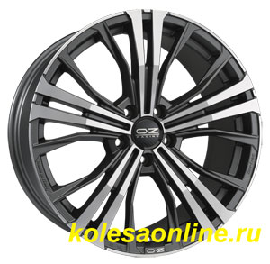 Диски OZ Racing CORTINA diamond