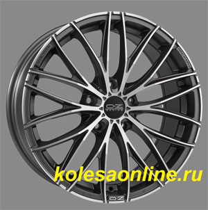 Диски OZ Racing ITALIA 150 diamond